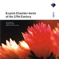 English Chamber Music From The17th Century: Trio Sonnerie