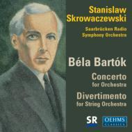 管弦楽のための協奏曲 スクロヴァチェフスキ / ザールブリュッケン放送響