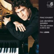 ピアノ・ソナタ第20番、第21番 ポール・ルイス