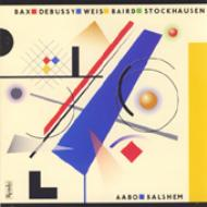 Works For Clarinet: Aabo(Cl)balshem(P)+stockhausen, F.weis, Baird