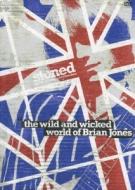 ブライアン・ジョーンズ ストーンズから消えた男 DVD2枚組み+豪華同梱特典