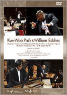 ピアノ協奏曲第1番、他 パイク(p)エディンス&イタリア国立放送交響楽団