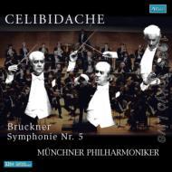 交響曲第5番 チェリビダッケ&ミュンヘン・フィル(1986年サントリーホール)(2CD)