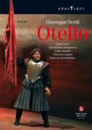 『オテロ』全曲 デッカー演出、ロス=マルバ&リセウ大歌劇場、クーラ、ストヤノヴァ、他(2006 ステレオ)(2DVD)