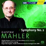 交響曲第2番『復活』 ノリントン&シュトゥットガルト放送交響楽団(ハイブリッドSACD)