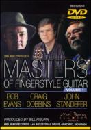 Masters Of Fingerstyle Guitar: Vol.1