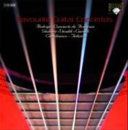 ギター協奏曲名曲集(ロドリーゴ、カステルヌオーヴォ=テデスコ、他)(5CD)