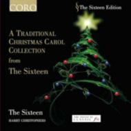 トラディショナル・クリスマス・キャロル・コレクション クリストファーズ&ザ・シックスティーン