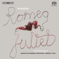 『ロメオとジュリエット』組曲第1, 2, 3番 リットン&ベルゲン・フィル