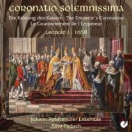 Music Of Coronation Of Leopold.1: Paduch / Johann Rosenmuller