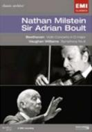 ヴァイオリン協奏曲、ほか ミルシテイン、ボールト