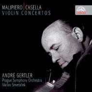 ヴァイオリン協奏曲、他  ジェルトレル(vn)スメターチェク&プラハ交響楽団