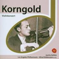 Violin Concerto: Heifetz(Vn)Wallenstein / Lapo