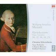 ピアノ協奏曲集 ショルンスハイム、グレツナー&ライプツィヒ新バッハ・コレギウム・ムジクム(2CD)