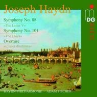 交響曲第88番『V字』、第101番『時計』、他 A.フィッシャー&ハイドン・フィル