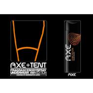 Axe +Tent Hmv Edition Dimension