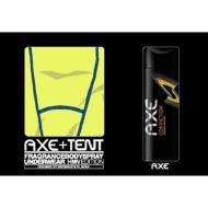 Axe +Tent Hmv Edition Conviction