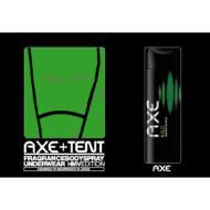 Axe +Tent Hmv Edition Kilo
