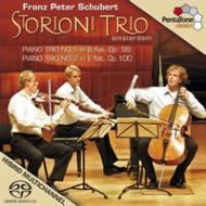 ピアノ三重奏曲第1番、第2番 ストリオーニ・トリオ