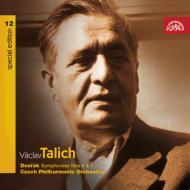交響曲第6番、第7番 ターリヒ&チェコ・フィル