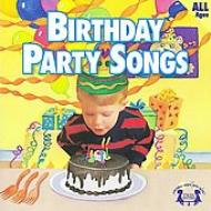 Birthday Party Songs -Clamshell Packaging