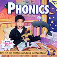Phonics Music -Clamshell Packaging