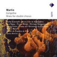 オラトリオ『ゴルゴタ』、他 D.マルタン&ミディ室内合唱団(2CD)