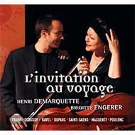 L'invitation Au Voyage: Demarquette(Vc)Engerer(P)
