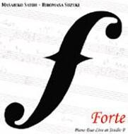 F: Forte: Piano Duo Live At Studio F