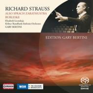 交響詩《ツァラトゥストラはかく語りき》 レオンスカヤ(ピアノ)、ベルティーニ(指揮)、ケルン放送響