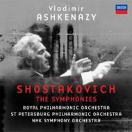 交響曲全集、『森の歌』、他 アシュケナージ&ロイヤル・フィル、NHK交響楽団、他(12CD)
