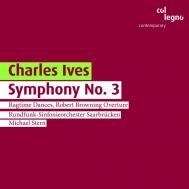 交響曲第3番、ラグタイム・ダンス、ロバート・ブラウニング序曲 マイケル・スターン&ザールブリュッケン放送交響楽団