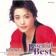 Essential Best::松坂慶子