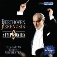 交響曲全集 フェレンチーク&ハンガリー国立管弦楽団(6CD)