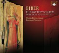 ロザリオ・ソナタ レイター(ヴァイオリン)アンサンブル・コルダリア(2CD)