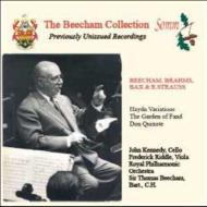 R.シュトラウス:交響詩『ドン・キホーテ』、他 ビーチャム&ロイヤル・フィル