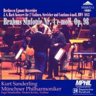 交響曲第4番、他 ザンデルリング&ミュンヘン・フィル