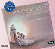 歌劇『運命の力』全曲 テバルディ、デル・モナコ、バスティアニーニ、シミオナート、シエピ(3CD)