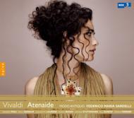 『アテナイデ』 サルデッリ&モード・アンティクォ、ピオ、アグニュー、ジュノー、シュトゥッツマン(3CD)