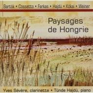 Paysages De Hongrie: Severe(Cl)Hajdu(P)