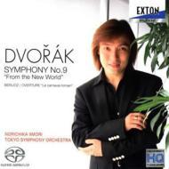 Dvorak:Symphony No.9 `from The New World`/Berlioz:Overture `le Carnaval Romain`