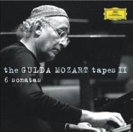 Piano Sonata.6, 8, 11, 14, 16, 17: Gulda