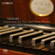 ピアノ協奏曲第7番、第10番、他 ブラウティハム、リュビーモフ(フォルテピアノ)フス&ハイドン・シンフォニエッタ・ウィーン