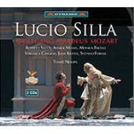 歌劇『ルーチョ・シッラ』全曲 ネトピル&フェニーチェ歌劇場管弦楽団、サッカ、マシス(2CD)