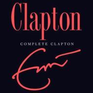 Complete Clapton : Lifetime Best