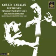 ピアノ協奏曲第3番、他 グールド、カラヤン&ベルリン・フィル、他
