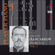 自動演奏ピアノのための習作(第33番〜第41C番) ベーゼンドルファー・プレイヤー・ピアノ