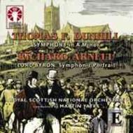 交響曲、他 イエーツ&ロイヤル・スコティッシュ・ナショナル管弦楽団