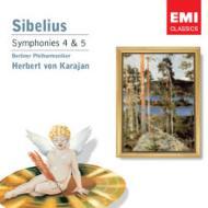 交響曲第4番、第5番 カラヤン&ベルリン・フィル