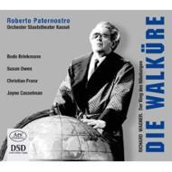 『ワルキューレ』全曲 パーテルノストロ&カッセル州立歌劇場(4SACD)